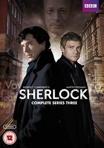 Sherlock Series 3 シャーロック シリーズ3 [PAL-UK] [DVD][Import]の詳細を見る