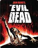 【Amazon.co.jp限定】死霊のはらわた スチールブック [Blu-ray]