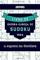 Livro de quebra-cabeça de Sudoku para a espera no dentista