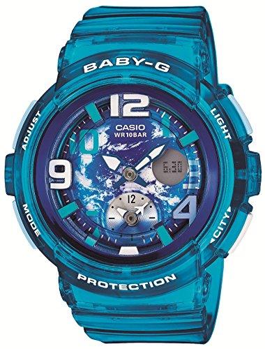 [カシオ]CASIO 腕時計 BABY-G ベビージー ビーチトラベラーシリーズ BGA-190GL-2BJF レディース