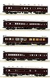 HOゲージ 57047 お召列車 1号編成 5輌セット 鉄道模型 客車