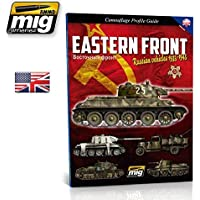AmmoのMig Eastern Front。ロシアVehicles 1935 – 1945。迷彩ガイド# 6007