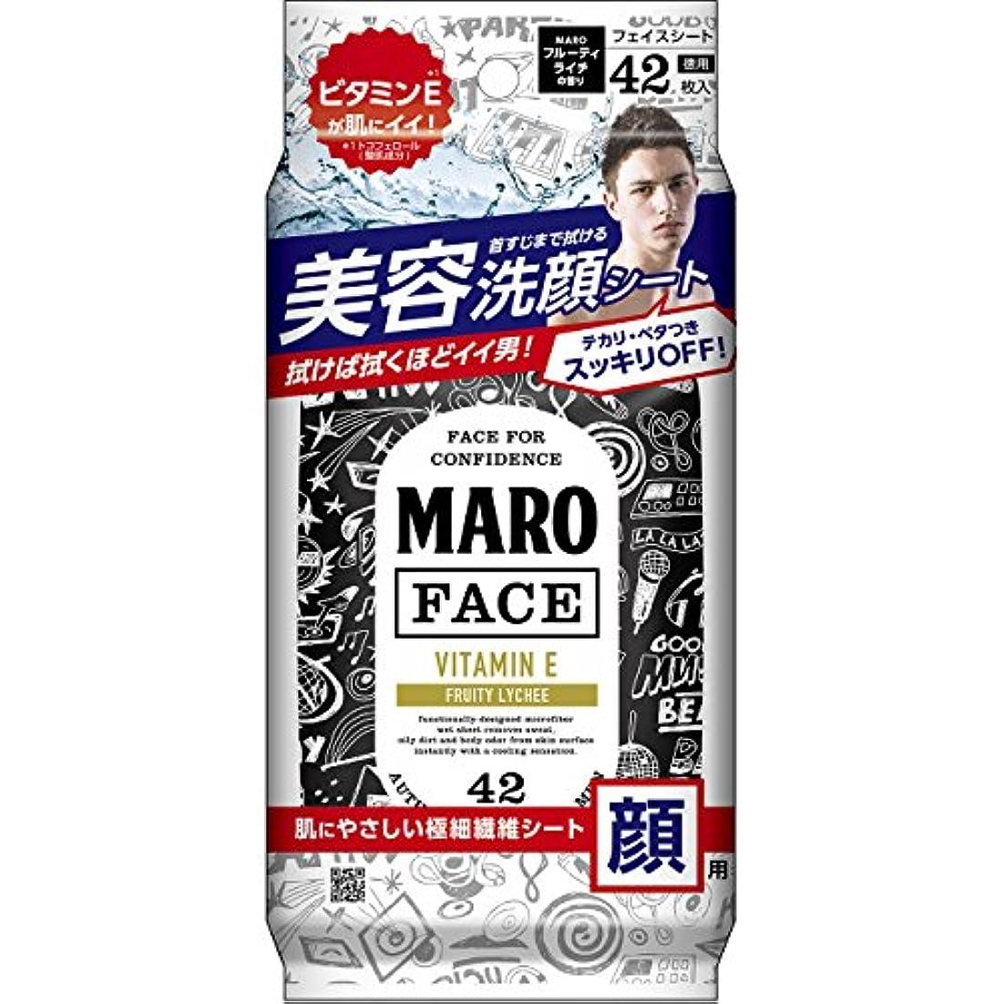 MARO デザイン フェイスシート グラフィティ 42枚