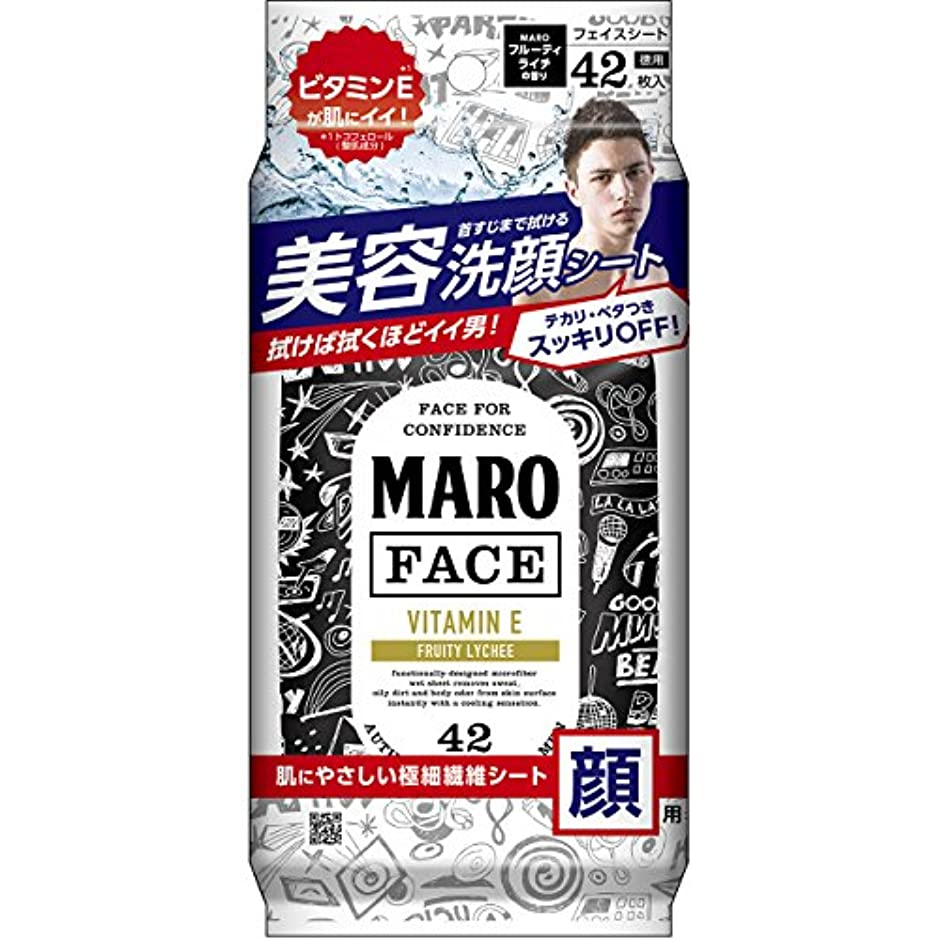 ダイジェストオプション著名なMARO デザイン フェイスシート グラフィティ 42枚
