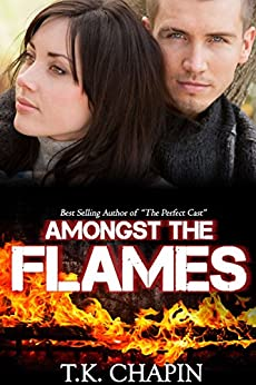 Amongst The Flames: A Contemporary Christian Romance (Embers and Ashes Book 1) by [Chapin, T.K.]