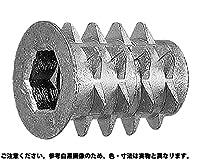 鬼目N(Sタイプ ムラコシ製 表面処理(三価ホワイト(白)) 規格(5X8) 入数(300)