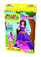 The Orb Factory Sticky Mosaics Sparkling Princess by The Orb Factory