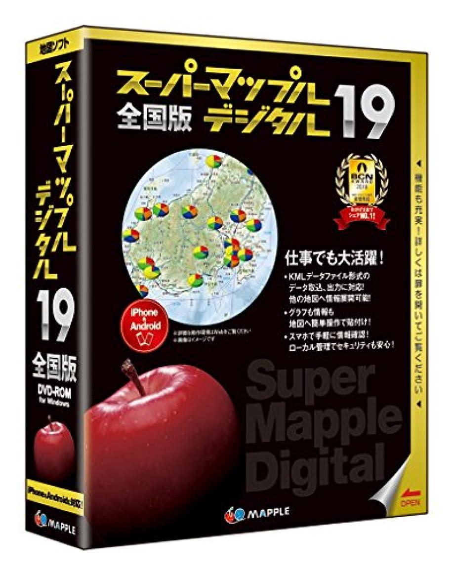 用量コピープレゼンタースーパーマップル?デジタル 19全国版