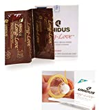 コンドーム 早漏防止 射精遅延 うすい 3個 1箱セット Unidus Condoms [並行輸入品]