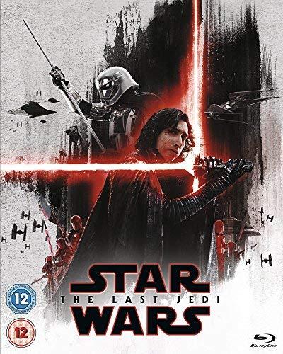 Star Wars: The Last Jedi Blu Ray + Digital + Slipcover Region Free【DVD】 [並行輸入品]