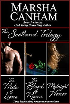 The Scotland Trilogy by [Canham, Marsha]