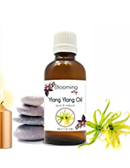 Ylang Ylang Oil (Cananga Odorata) Essential Oil 30 ml or 1.0 Fl Oz by Blooming Alley