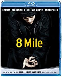 8 Mile 【ブルーレイ&DVDセット】 [Blu-ray]
