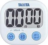 タニタ(TANITA)でか見えタイマー100分 ホワイト TD-384-WH