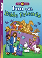 Fun With Bible Friends (Happy Day Coloring Books: Bible Time)