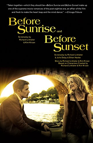 Before Sunrise & Before Sunset: Two Screenplays (Vintage)の詳細を見る