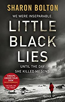 Little Black Lies by [Bolton, Sharon]