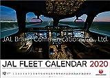 JAL「FLEET」(大型判) 2020年 カレンダー 壁掛け CL-1234