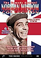 Norman Wisdom Comedy Collection Vol 2 [DVD]