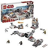 LEGO Star Wars: The Last Jedi Defence of Crait 75202 Building Kit (746 Piece)