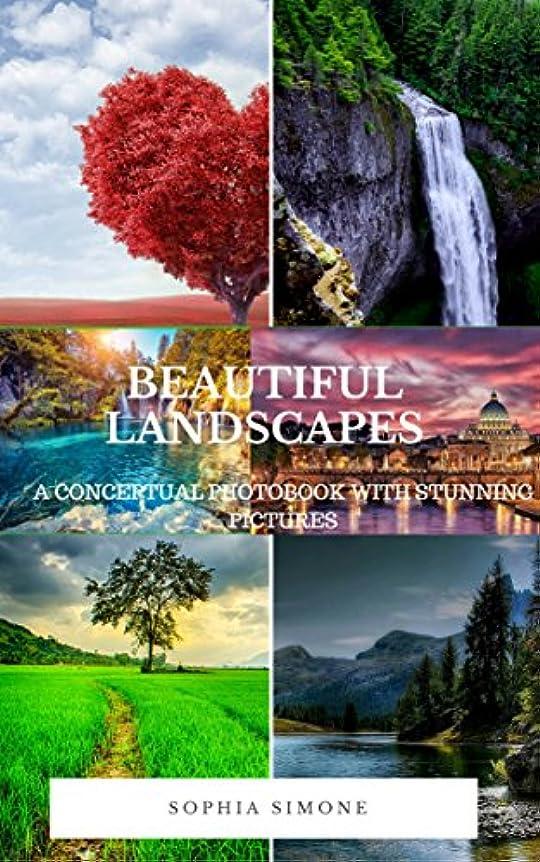 死の顎大きさオールBeautiful Landscapes: A Conceptual Coffee Photobook with Stunning Pictures (English Edition)