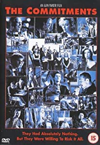 The Commitments [DVD] [Import]