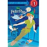 Peter Pan Step into Reading (Disney Peter Pan) (English Edition)