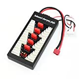 Paraboard - KUSSN T (Deans) Lipo Battery Charger Parallel Balance Charging Plate Board for imax B6 B6A+ バッテリー, LiFe and Li-lon バッテリーに適合