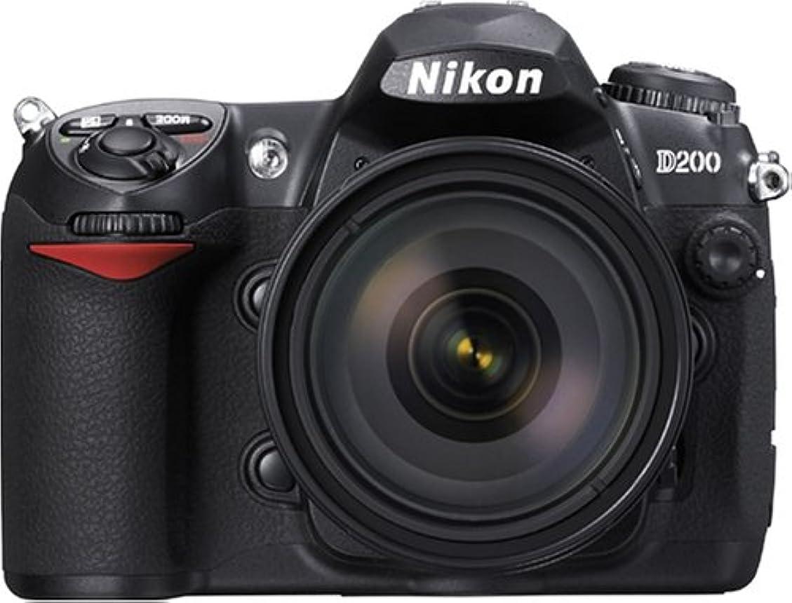 不透明な超えてそれらNikon デジタル一眼レフカメラ D200 レンズキット D200LK