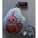 PUZZLE&DRAGONS チャーム付き クリーナーマスコット No.155  ルビリット パズル&ドラゴンズ パズドラ プライズ