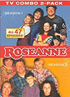 Roseanne Season 1 & 2 (Two Pack) [並行輸入品]