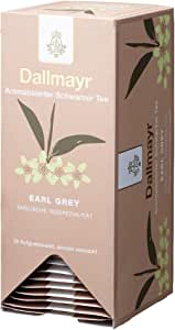 ドイツお土産 ダルマイヤ(ダルマイヤー) Dallmayr ティーバッグ アールグレイ