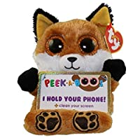 Ty Beanie Boos - Peek-A-Boos - SLY the Fox (5.5 inch - Phone Holder) [並行輸入品]