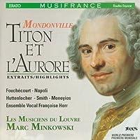 Mondonville: Titon et l'Aurore / Minkowski [Highlight]