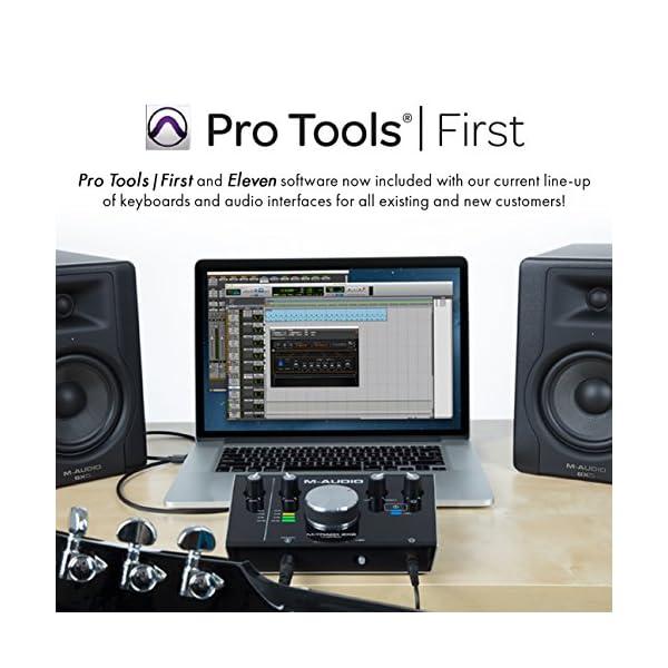 M-Audio USB MIDIキーボードコ...の紹介画像10