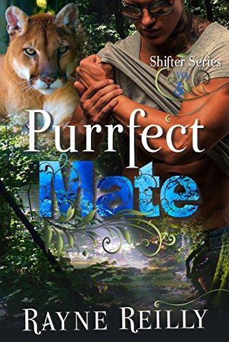Purrfect Mate: A BBW Paranormal Romance Novella (Shifter Series Book 3) (English Edition)