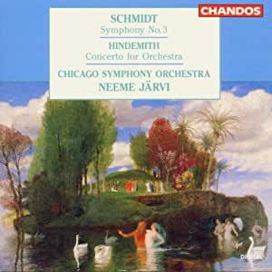 Hindemith;Concerto for Orch
