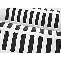 ハーフカットクロス artek(アルテック) SIENA(シエナ) ブラック 約75cm×50cm