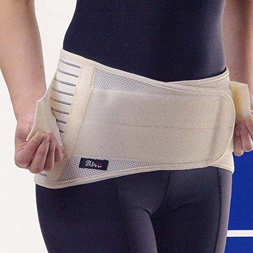 腰痛保護ベルト さら~っとコルセット(20cm巾) (M) 急性腰痛 慢性腰痛 骨盤補正