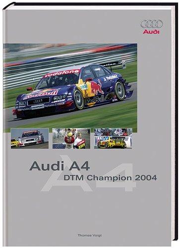 Audi A4 DTM Champion 2004
