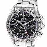 [オメガ]OMEGA 腕時計 スピードマスターブロードアローGMT自動巻き 3581-50 メンズ 中古