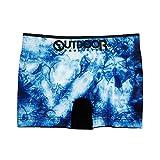 OUTDOOR PRODUCTS (アウトドアプロダクツ)OUTDOOR PRODUCTS タイダイシームレスボクサーパンツ/メンズ