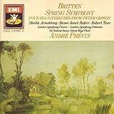 Britten: Spring Symphony / 4 Sea Interludes (LSO/Previn) by Britten