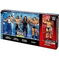 [マテル]Mattel WWE Basic 5 Fan Favorites Figure Multipack CJL28 [並行輸入品]