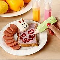 HuntGold 3pcs DIYケーキビスケットクッキーPastry Baking図面装飾ペン