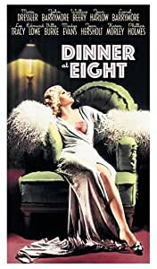 Dinner at Eight [VHS] [Import]