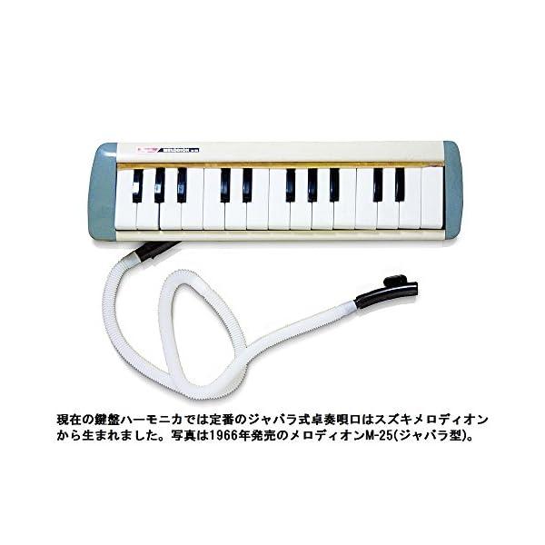 SUZUKI スズキ 鍵盤ハーモニカ メロデ...の紹介画像11