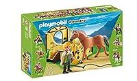 PLAYMOBIL (プレイモービル) Work Horse with Stall Play Set(並行輸入品)