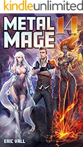 Metal Mage 14 (English Edition)