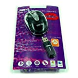 BENQ BenQ Wireless Mouse P600-Sliver P600-Silver